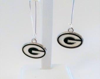 Just Packers Elegant Earrings