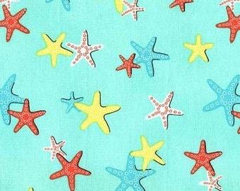 Star fish fitted sheet, crib sheet, nursery, crib bedding, under the sea, nautical theme, baby girl, geneder neutral