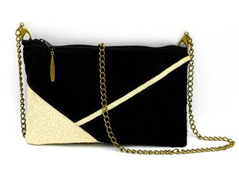 Pouch Black/Gold