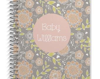 Pregnancy Journal - Pregnancy Planner - Pregnancy Planning Journal - Pregnancy Tracker