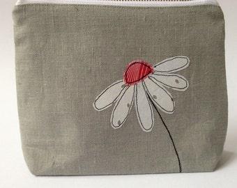 Daisy Cosmetic Bag