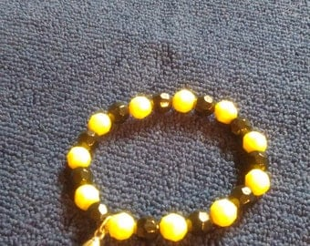 Go Steelers Bracelet