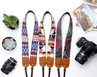 Colorful II Camera strap