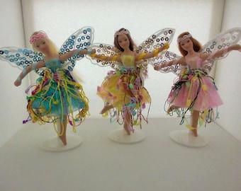 doll house dolls, porceline dolls, fairy dolls. porceline fairys