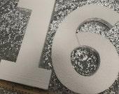 Styrofoam Number 16 Unfin...