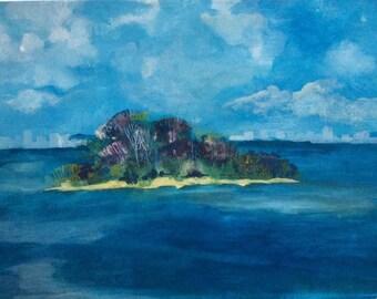 The Island's Island