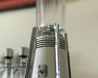 Vintage Atomic Waring Blendor Blender