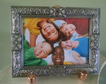 5 X 7 Copper Picture Frame Stand