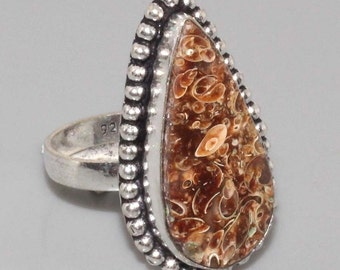 Turtella Ring, Size 7 1/2