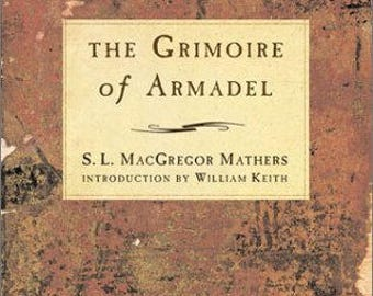 Grimoire of Armadel Ebook Instant Download
