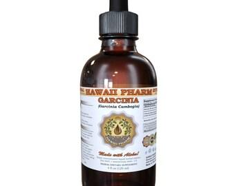 Garcinia (Garcinia Cambogia) Organic Dried Fruits Liquid Extract, Brindleberry, Herbal Supplement