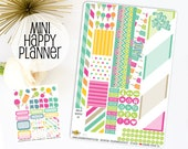 July Monthly Kit | Made to fit the Mini Happy Planner 621L