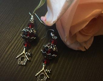 Home sweet home earrings