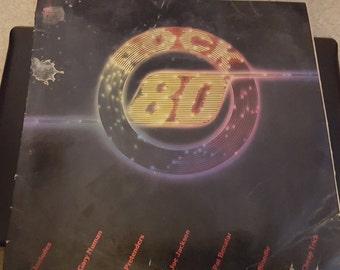 Rock 80s Vintage Album
