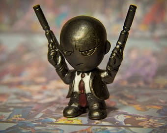 Hitman:Agent 47 mini figure
