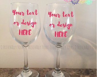 Design Your Own Wine Glass