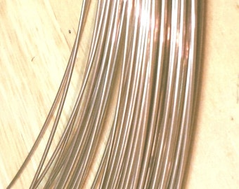 Yellow Brass Wire Solder Improved Color Match 20 Gauge 1, 2 or 5 feet USA Made Cadmium Free Nu-Gold Best Color Match Merlins Jewelers Bronze