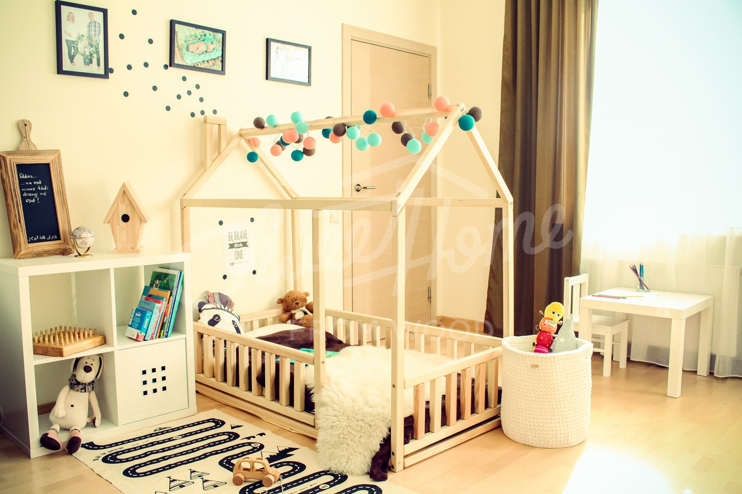 7 Inspiring Kid Room Color Options For Your Little Ones: FreeCraftingIdeas.com