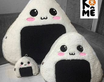 Onigiri (rice ball) Pillow