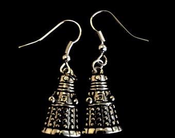 Dalek earrings