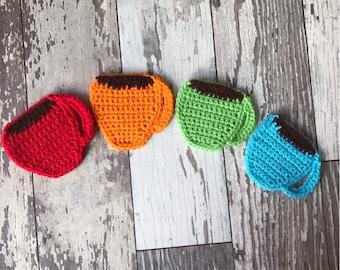 Crochet Mug Coaters