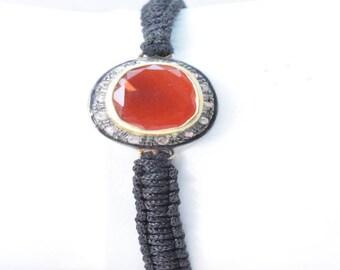 thread bracelet
