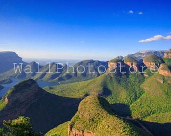 Landscape Photography, Mpumalanga - South Africa, Mountain Photography, South Africa Photography, African Photo, Fine Art Photography, Print