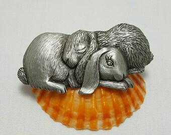 J.J. Rabbit Pin
