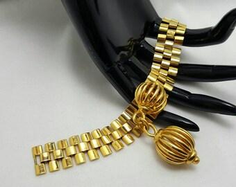 Vintage Dangle Bracelet (reserved)