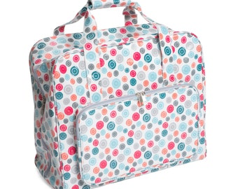 Hobbygift Buttons Sewing Machine Storage Bag