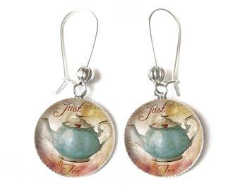 Just Tea earrings