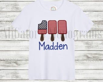 Little Boy/Little Boy/Patriotic/Fourth of July/ Personalized Shirt