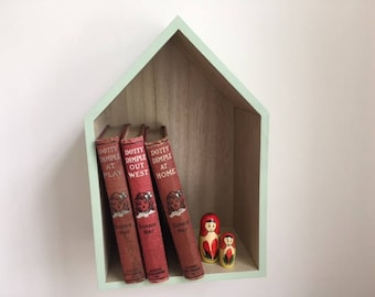 Vintage Childrens Books, Vintage Book Set, Vintage Book Stack, Book Centerpiece, Red Books, 'Dotty Dimple' by Sophie May, 1910, set of three