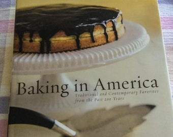 Baking in America  PreOwned and Well Cared For....In Excellent Condition