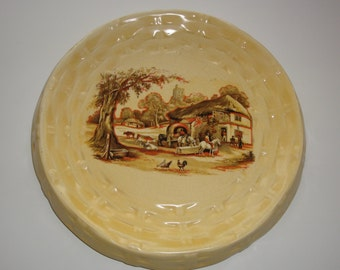 REDUCED  L and Sons (Lancaster & Sons) Hanley England Serving Plate