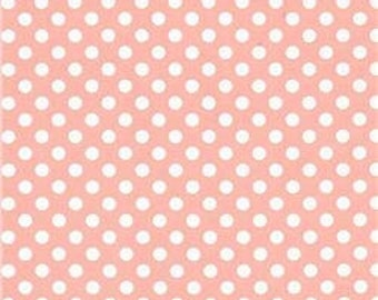 Blank Quilting Pink Lady 8496-22 Pink Dot **Half Yard Cuts**