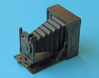 Vintage Folding Camera Pencil Sharpener