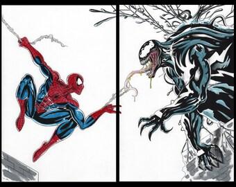 Spidey v Venom