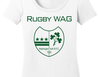 DC Rugby WAG T-Shirt