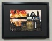 Whitby abbey- Film photog...