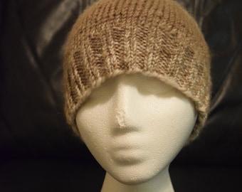 Ombre Knit Cap