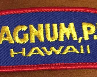 80's Magnum PI Patch