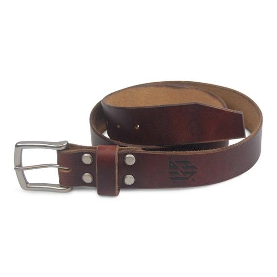 horween chromexcel leather belt