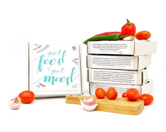 Soup in box: Good Mood Food (gift per post)