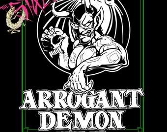 Arrogant Demon Elf