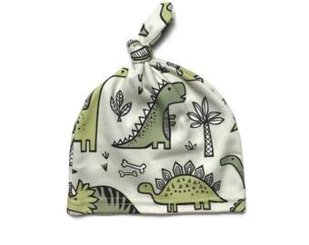 Newborn Hat/ Baby Hat/ Organic Cotton Hat/ Baby Knotted Hat/ Knotted Cap/ Organic Cotton Baby Hat/ Newborn Infant Hat