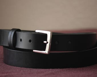 SALE 15% OFF - Leather Belts