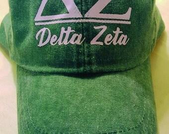 Delta Zeta Hat