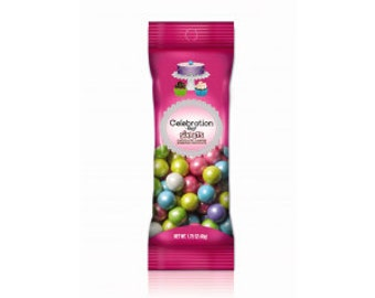 Celebration Sixlets Spring Mix 1.75 Oz