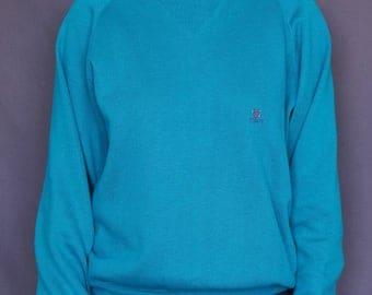 90s Teal Sweatshirt